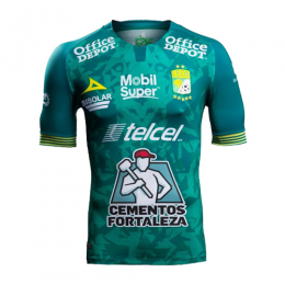 19/20 Club León Home Green Jerseys Shirt