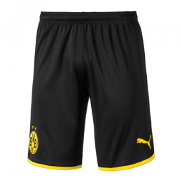19-20 Borussia Dortmund Home Black&Yellow Jerseys Short