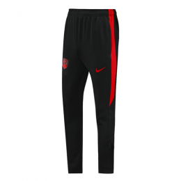 19/20 Atletico Madrid Black&Red Training Trouser