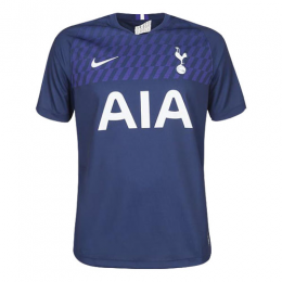 19/20 Tottenham Hotspu Away Purple Soccer Jerseys Shirt(Player Version)