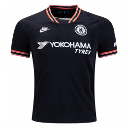 19/20 Chelsea Third Away Black Soccer Jerseys Shirt