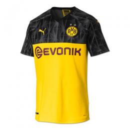 19/20 Borussia Dortmund Champion League Home Soccer Jerseys Shirt