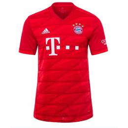 19-20 Bayern Munich Home Red Jerseys Shirt(Player Version)