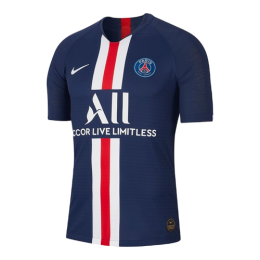 19/20 PSG Home Navy Soccer Jerseys Shirt(Player Version)