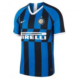 19-20 Inter Milan Home Navy&Black Soccer Jerseys Shirt(Player Version)