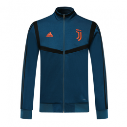 19/20 Juventus Navy High Neck Training Jacket