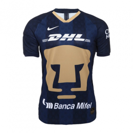 19/20 UNAM Pumas Away Navy Soccer Jerseys Shirt(Player Version)