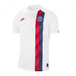 19/20 PSG Third Away White Soccer Jerseys Shirt(Player Version)