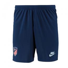 19/20 Atletico Madrid Third Away Navy Jerseys Short