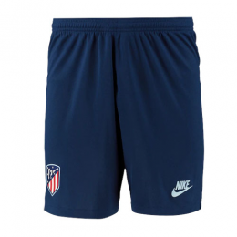 19/20 Atletico Madrid Third Away Navy Jerseys Short