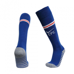 19/20 Chelsea Away Blue Jerseys Socks