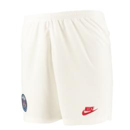19/20 PSG Third Away White Soccer Jerseys Short