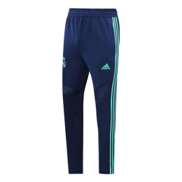 19/20 Real Madrid Navy&Green Training Trouser