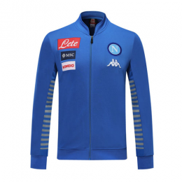 19/20 Napoli Blue Training Jacket