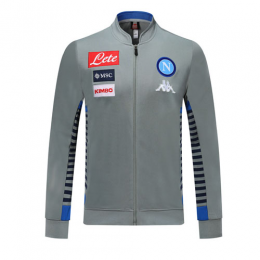 19/20 Napoli Gray Training Jacket