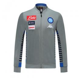 19/20 Napoli Gray Training Jacket