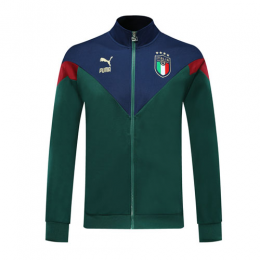 2019 Italy Green Training Jacket