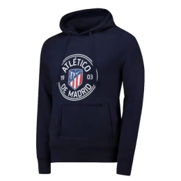19/20 Atletico Madrid Navy Hoodie Sweater