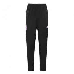 2019 Mexico Black&Purple Training Trousers