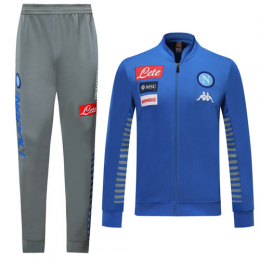 19/20 Napoli Blue Training Kit(Jacket+Trouser)