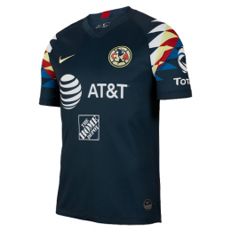 19/20 Club America Away Navy Soccer Jerseys Shirt(Player Version)
