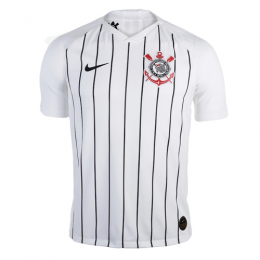 19/20 SC Corinthians Home White Jerseys Shirt(Player Version)