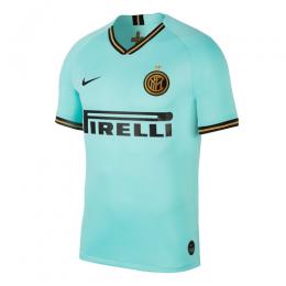19-20 Inter Milan Away Green Soccer Jerseys Shirt