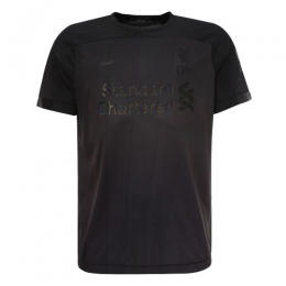 19/20 Liverpool Blackout Soccer Jerseys Shirt