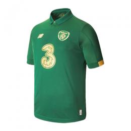 19/20 Ireland Home Green Soccer Jerseys Shirt