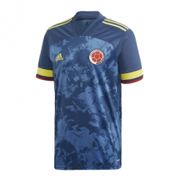 2020 Colombia Away Navy Soccer Jerseys Shirt
