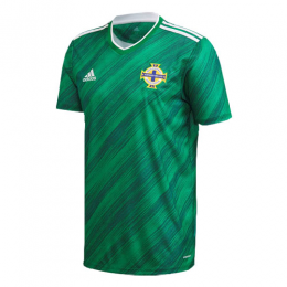 2020 Northern Ireland Home Green Jerseys Shirt