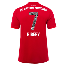 19-20 Bayern Munich Home Red Special RIBÉRY #7 Jerseys Shirt