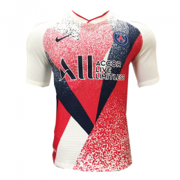19/20 PSG Red&White Training Jerseys Shirt(Player Version)