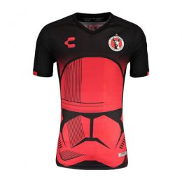 19/20 Club Tijuana Alternativo Star Wars Black&Red Soccer Jerseys Shirt