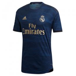 19-20 Real Madrid Away Navy Soccer Jerseys Shirt