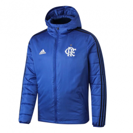 19/20 CR Flamengo Blue Winter Training Jacket