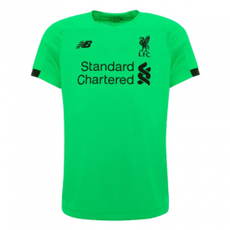 19-20 Liverpool Goalkeeper Green Soccer Jerseys Shirt