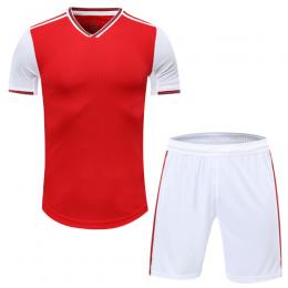 Arsenal Style Customize Team Green Soccer Jerseys Kit(Shirt+Short)