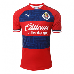 2019 Chivas Guadalajara Away Red Jerseys Shirt
