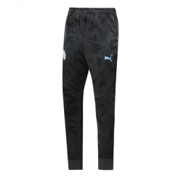 19/20 Manchester City Black Training Trouser