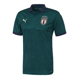 19/20 Italy Third Away Green Soccer Jerseys Shirt(Player Version)