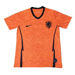 2020 Netherlands Home Orange Soccer Jerseys Shirt