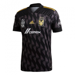 2020 Tigres UANL Third Away Black Soccer Jerseys Shirt