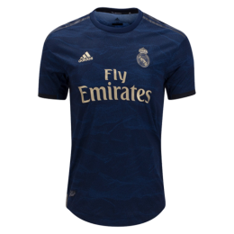 19/20 Real Madrid Away Navy Women's Jerseys Shirt