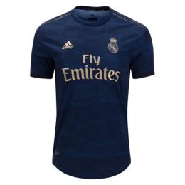 19/20 Real Madrid Away Navy Women's Jerseys Shirt