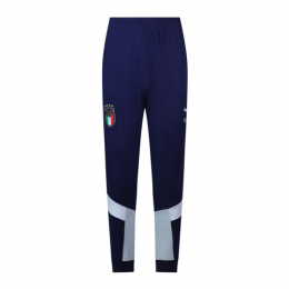2019 Italy Navy&Light Blue Training Trousers