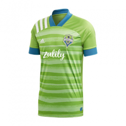 2020 Seattle Sounders Home Green Soccer Jerseys Shirt