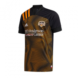 2020 Houston Dynamo Away Black Jerseys Shirt