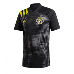 2020 Columbus Crew SC Away Black Jerseys Shirt