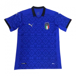 2020 Italy Home Blue Soccer Jerseys Shirt